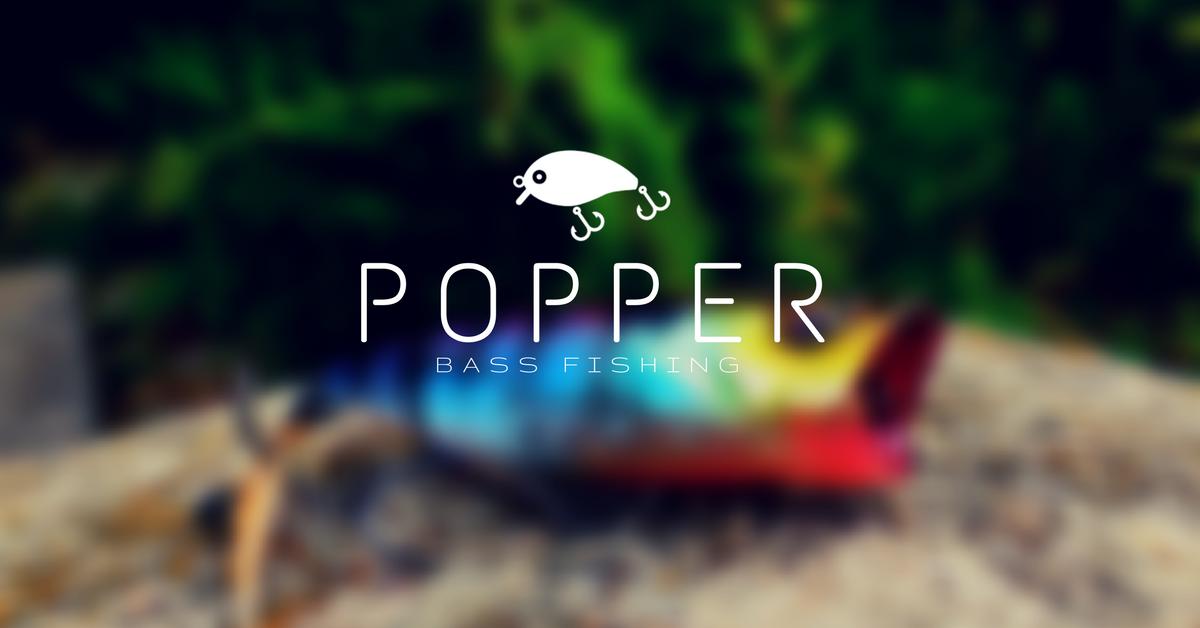 ポッパーで釣る方法サムネ画像