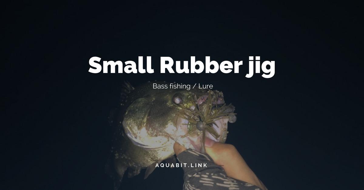 【バス釣り】数を釣りたい方限定!スモラバで外さない釣りを満喫しよう
